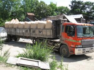 dostavka peska MKR